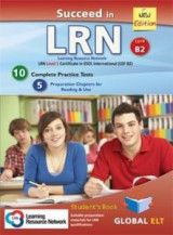 Succeed in LRN - ESOL International Level 1 (B2) Practice Tests Student's book