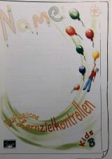 Luftballons Kids B, Lernzielkontrollen