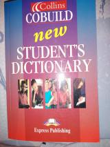 Collins cobuild new Students dictionary