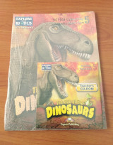 The Age of the Dinosaurs (Level 5) - Teacher's Pack (with Application & CD-ROM)