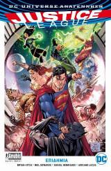 Justice League: Επιδημία