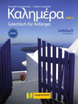 Kalimera Kursbuch (+ 2 Cd) Griechisch Für Anfänger Neu