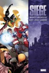 Siege: Mighty Avengers Siege: Mighty Avengers Mighty Avengers