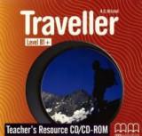 Traveller B1+ teacher's resource pack CD-rom