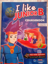 I like junior B      Coursebook