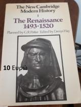 The new Cambridge Modern History I The Renaissance