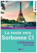 La route vers Sorbonne Litterature C1 (2019-2020)