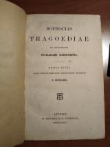 Sophoclis tragoediae lipsiae