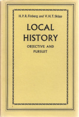 Local History: Objective and Pursuit