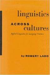 LINGUISTICS ACROSS CULTURES