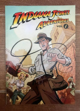 Indiana Jones Adventures (v. 1) Paperback