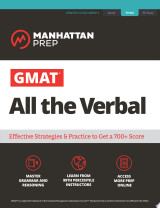 GMAT All the Verbal