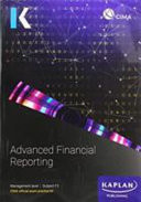 F2 ADVANCED FINANCIAL REPORTING - EXAM PRACTICE KIT