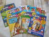 10 Τεμ. παιδικα περιοδικα *μαθαινω τον κοσμο μεσα απο το pc ramkid* Ν- 49,54,55,56,58,60,62,63,64,66.