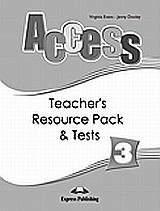 Access 3: Teacher's Resource Pack and Tests