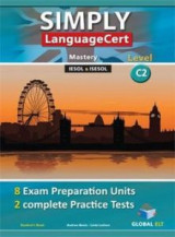 Simply LanguageCert C2 Mastery Preparation & Practice Tests Student's book