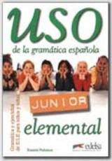 Uso de la gramatica espanola - Junior