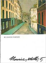 Jeanine Warnod - Maurice Utrillo V (1983)