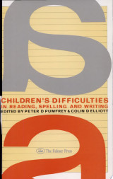 Children's Difficulties in Reading, Spelling, and Writing