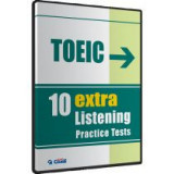 Toeic 10 Extra Listening Practice Tests Student's Book
