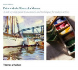 Paint with the Watercolour Masters