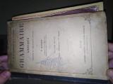 Grammaire Grecque, simplified et completement refondue huitieme edition