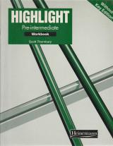 Highlight Pre-intermediate workbook