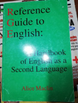 Reference Guide to English