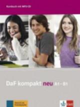 Daf Kompakt Neu Kursbuch A1-B1 + MP3-CD