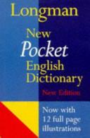 Longman New Pocket English Dictionary