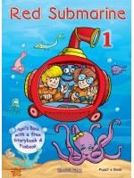 Red Submarine 1 (+storybook) Student's Book