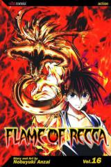 Flame of Recca, Vol. 16 v. 16