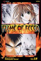 Flame of Recca, Vol. 18 v. 18