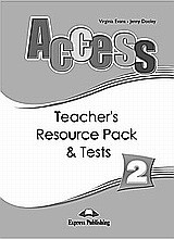 Access 2- Teacher's Resource Pack and Tests
