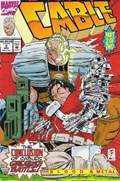 Cable: Blood and Metal, Mini Series, #2 (2 of 2)