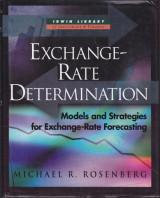Exchange Rate Determination