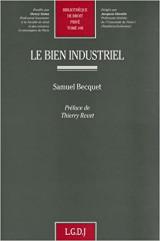 Le bien industriel